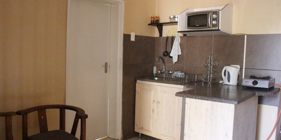 Family Two Bedroom, Two Bathroom Unit with Kitchenette