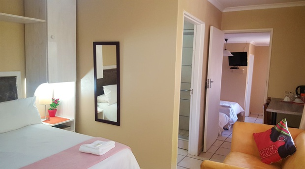Family 2 Bedroom Bathroom Unit
